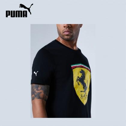 Puma Scuderia Ferrari Race Big Shield Men's Tee