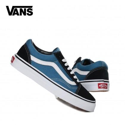 Vans Old Skool Trainer (Navy / True White)