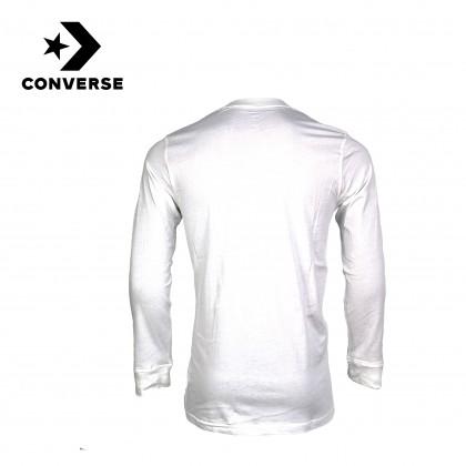 Converse Foundation Star Chevron Long Sleeve (White)
