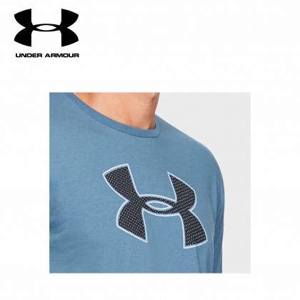 Under Armour Big Logo (L.Blue)
